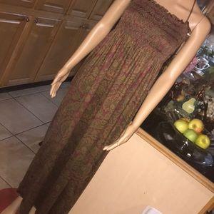 Women's S Jonathon Taylor sun Dress Nwot